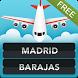 FLIGHTS Madrid Barajas Airport by FlightInfoApps.com