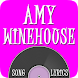 Amy Winehouse Lyrics by Magenta Lyrics
