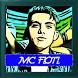 MC Fioti - Bum Bum Tam Tam Músicas by Maxcrab Creative