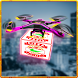 Pizza Delivery Drone Simulator by The Games Flare