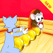 Adventure of Jerry Run Game by Top Dash Games