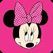 Minnie Wallpaper by Rufiah Studio