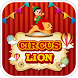 Circus Lion by Contra Games