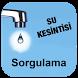 Su Kesintisi Sorgulama by SNC Bilişim