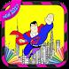 coloring Super Héros by Coloringbodev