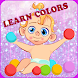 LEARN COLORS BABY FOR KIDS by DEV-KIDS