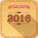 New Year Wallpaper 2016 by Wallpapers HD - Backgrounds HQ - Images QHD