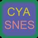 CyaSNES (SNES Emulator) by Cya Emu