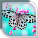 Butterfly Live Wallpaper by POP TOOLS