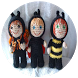 Crochet Doll Designs by Salimando