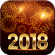 Happy New Year 2018 - Fireworks Live Wallpaper by