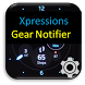 Xpression Gear Notifier by Anand Tyagaraj