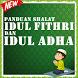 Panduan Shalat Idul Fithri dan Idul Adha by Insya Allah Berkah