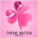 GO Launcher Theme Pro Pink