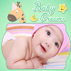 Baby Photo Frame - frames by toolapp