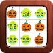 Tic Tac Toe ox game halloween by Clouddevpoint