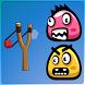Monster KnockDown : Slingshot by AsyncByte Software