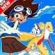 New Guide Digimon heroes by 500000pro