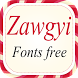 Zawgyi Fonts Free by Fonts Free For All Data