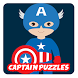Captain Puzzles Jigsaw Games by Kids Free Game Puzzle