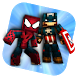 Superhero Skins for Minecraft by Skins Craft