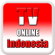 TV Online Indonesia by Zafitrah