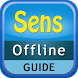 Sens Offline Map Guide