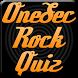 One Sec Rock Master Quiz by Daniel Vega Gutiérrez