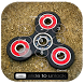 Spinner Fidget for Lock screen by canapali&apps