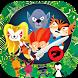 Zoo Animals :สวนสัตว์ by halotadpoleopp2015