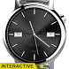 Executive Silver Watch Face by osthoro