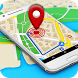 GPS City Driving Route: Location Finder Maps