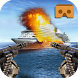 VR Warship Battle - Defence 3D by VR Games : Top Virtual Reality Games Free