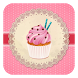 Strawberry Cupcake by Heartful Theme