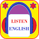 Listen and Learn English by MA SA