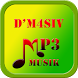 Musik MP3 D'Masiv by AnosaDBS