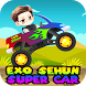 EXO Sehun Super Car by Bro Studio