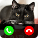 Fake call from cat by Prank7Apps