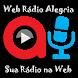Web Rádio Alegria by www.wkyhost.com.br