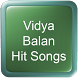 Vidya Balan Hit Songs by Hit Songs Apps