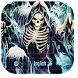 Undead Pharaoh Skull Theme by cool wallpaper