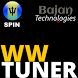 WWTuner radio player by SPIN Enterprises