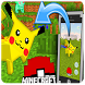 Pixelmon go Multi:craft Exploration Battle MCPE 3D by GeekPixelGame