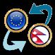 Euro x Nepalese Rupee