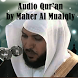 Audio Quran Maher Al Muaiqly by AMSApps