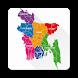 ৬৪ জেলার বিখ্যাত খাবার ও স্থান by Rosalba Apps