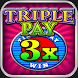 Triple Pay 3X Casino Slots by Moin uddin