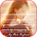 My Photo keyboard by Designer Superman
