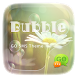 (FREE) GO SMS BUBBLE THEME by ZT.art