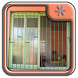 Sliding Window Grill Design by Quill Spray